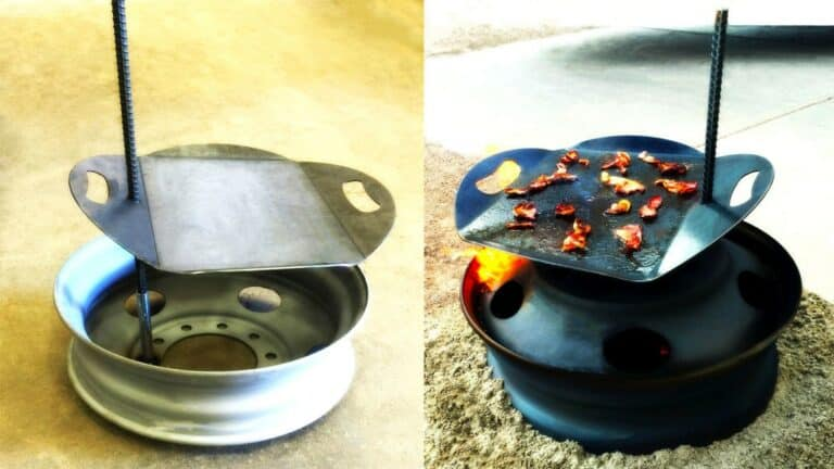 Aulick Industries Steel Fire Pit