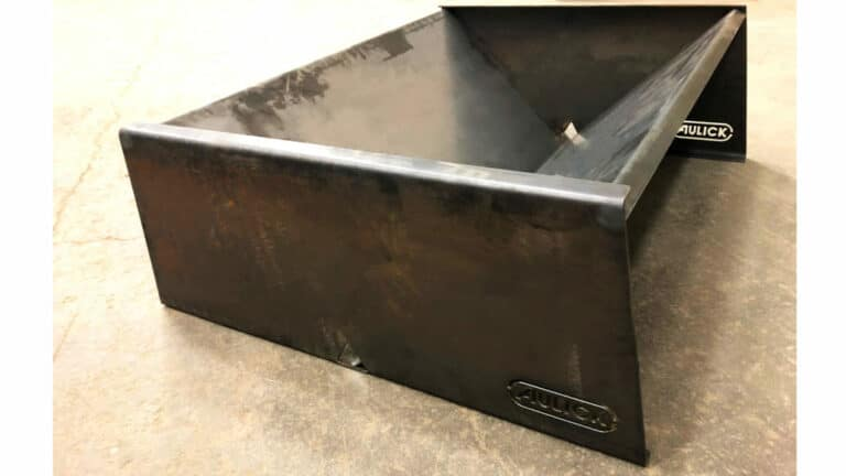 Aulick Feed Trough