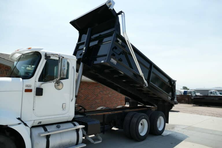 Aulick Industries Asphalt Dump Box