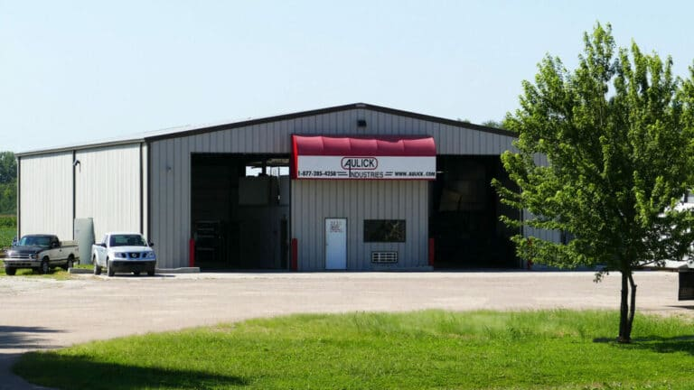 Aulick Industries Grand Island Nebraska Location