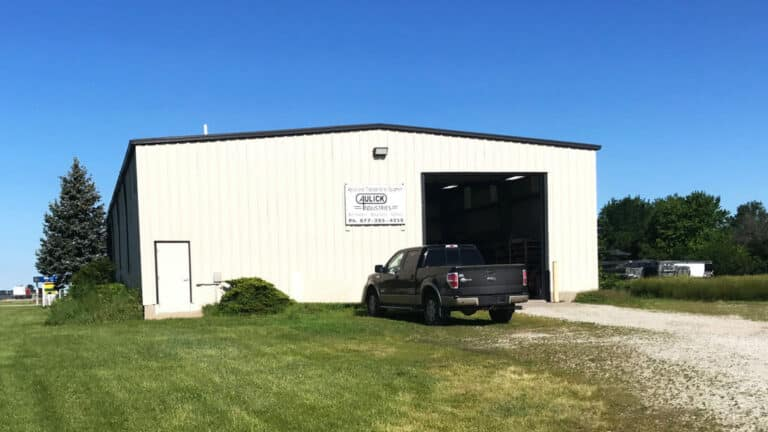 Aulick Industries Mediapolis Iowa Location