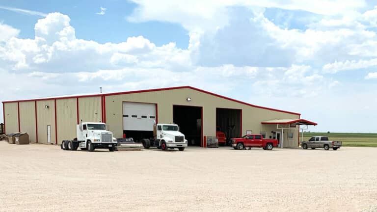 Aulick Industries Kress Texas Location
