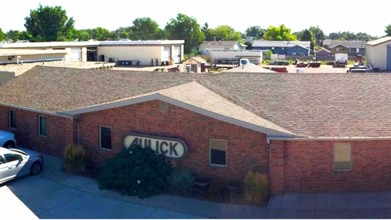 Aulick Industries Truck Shop Scottsbluff Nebraska