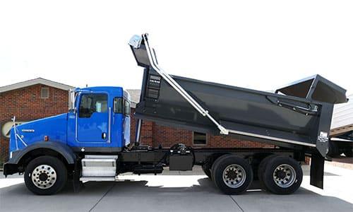 Construction Dump Truck Bodies
