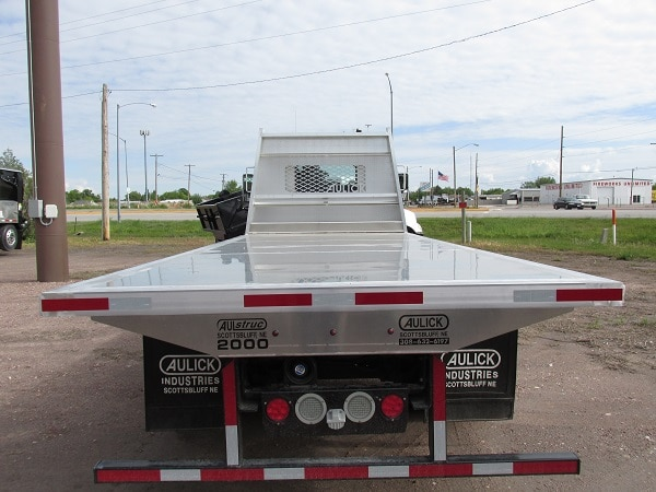 Aulick Flatbed