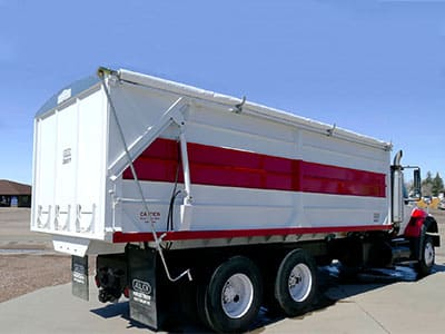 Aulick Ag Box with Tarp