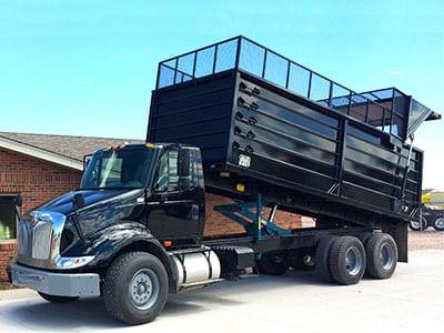 Aulick Custom Dump Truck Boxes