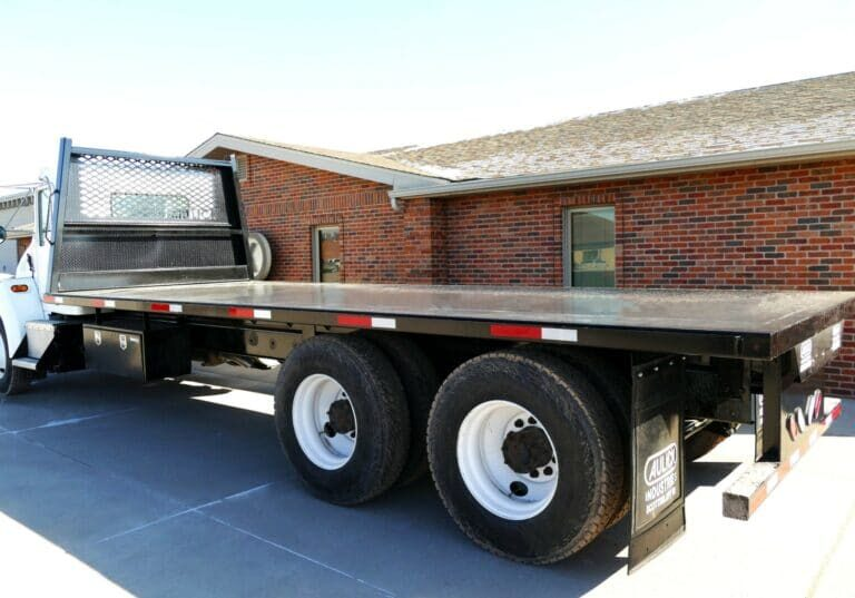 Aulick Industries Heavy Duty Flatbeds