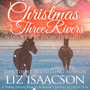 Christmas in Three Rivers Audiobook Cover