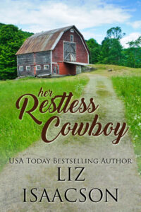 Her Restless Cowboy NEW COVER