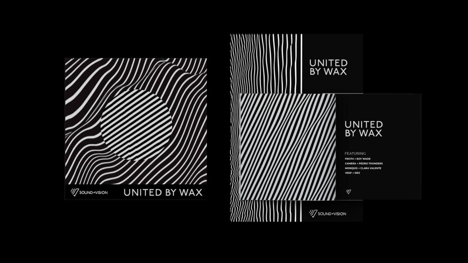 united By wax boxset