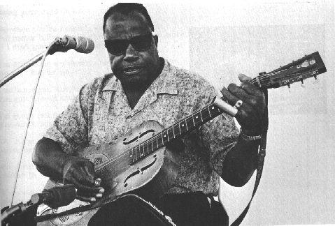 Hablemos de Blues. Hablemos de Bukka White