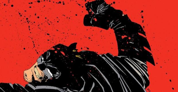 Reseña de The Dark Knight Returns III: The Master Race.