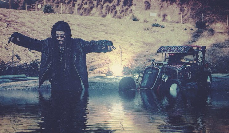 Vídeo de Surgical Meth Machine proyecto de Al Jourgensen