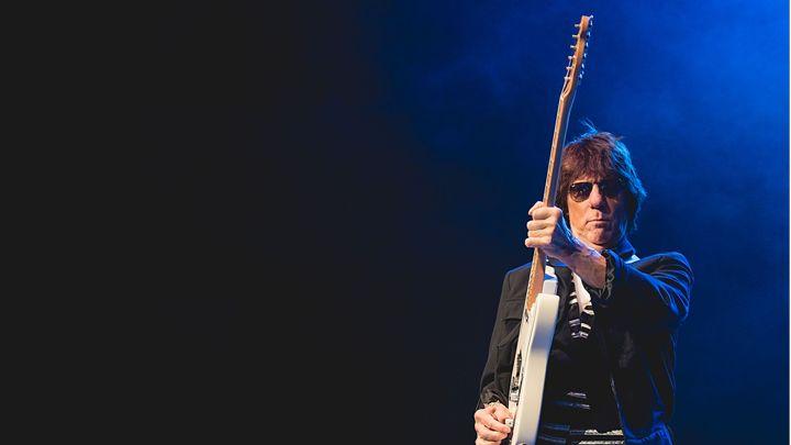Vídeo de la semana: Jeff Beck – Live In The Dark
