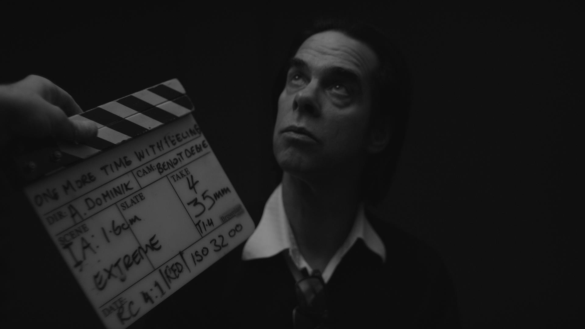Tráiler del nuevo disco y nueva película de Nick Cave