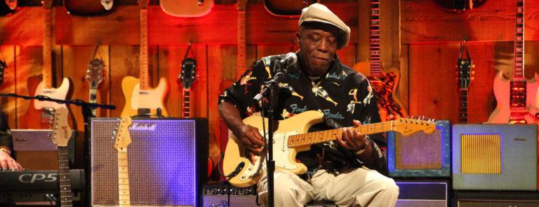 Buddy Guy y El Futuro Del Blues