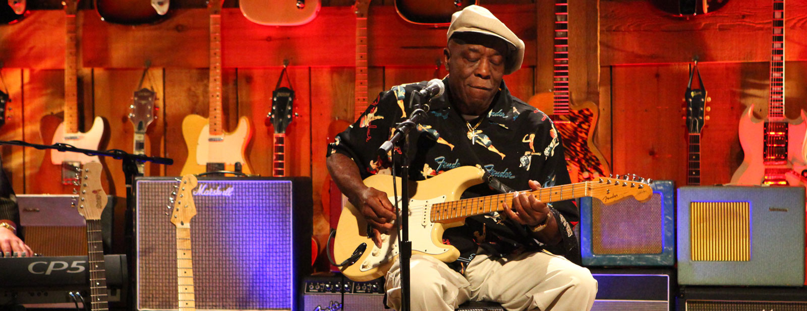 Buddy Guy y El Futuro Del Blues