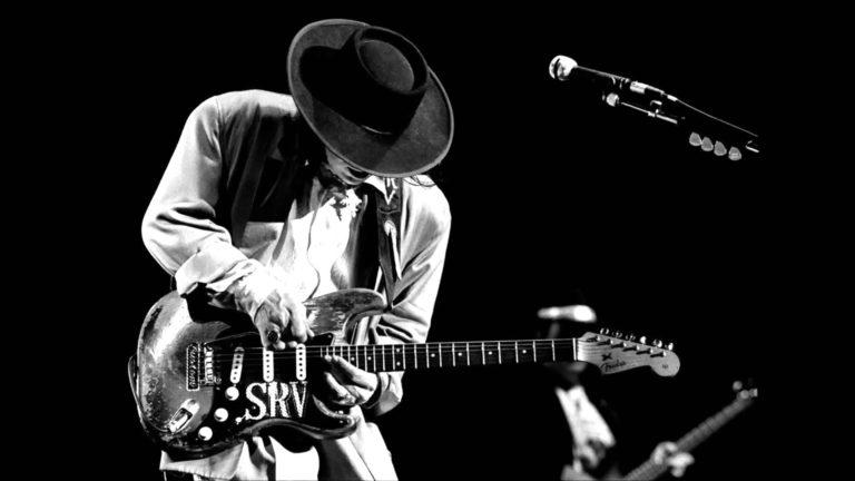 Recordando a Stevie Ray Vaughan