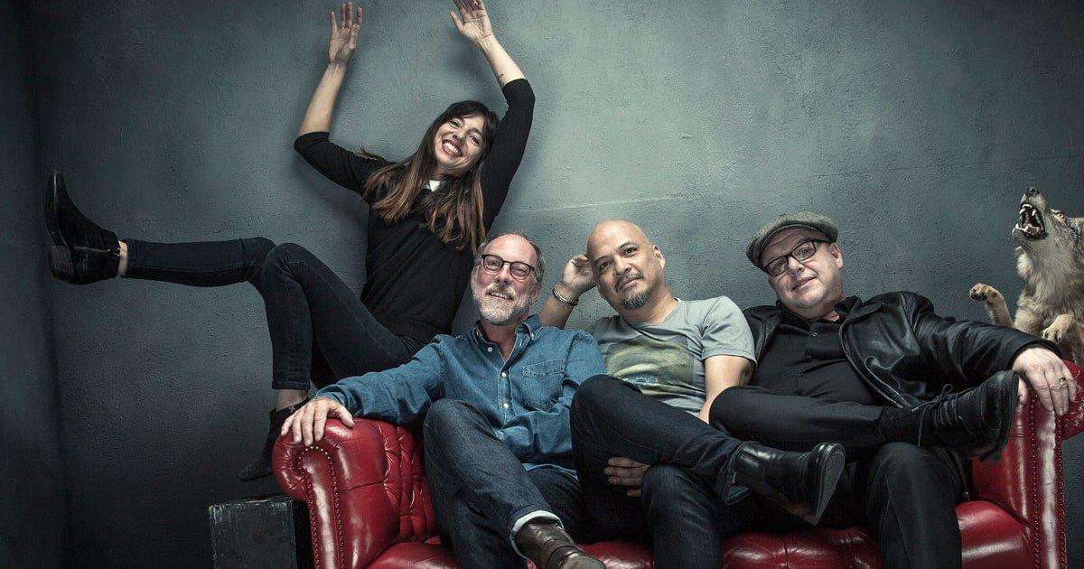 'Tenement Song' nuevo vídeo de Pixies