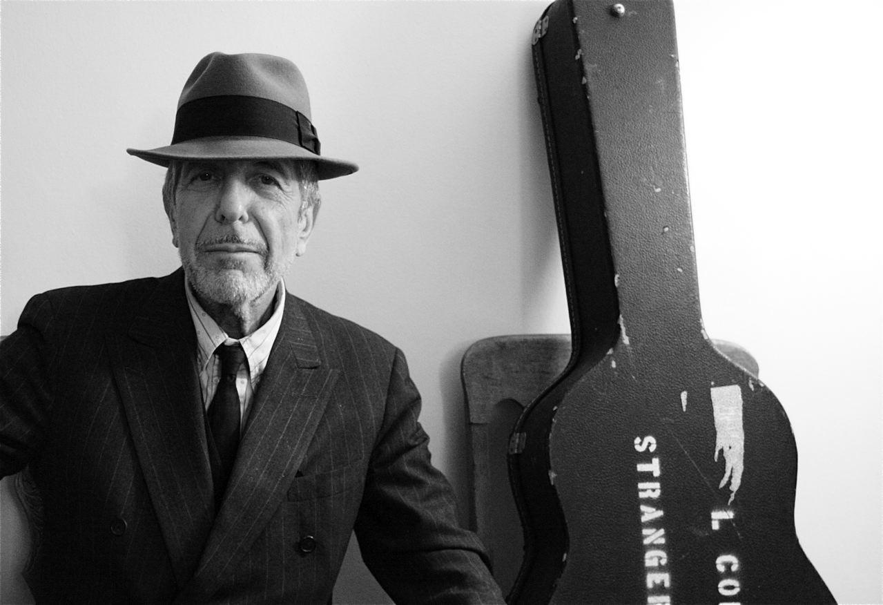 Leonard Cohen estrena canción