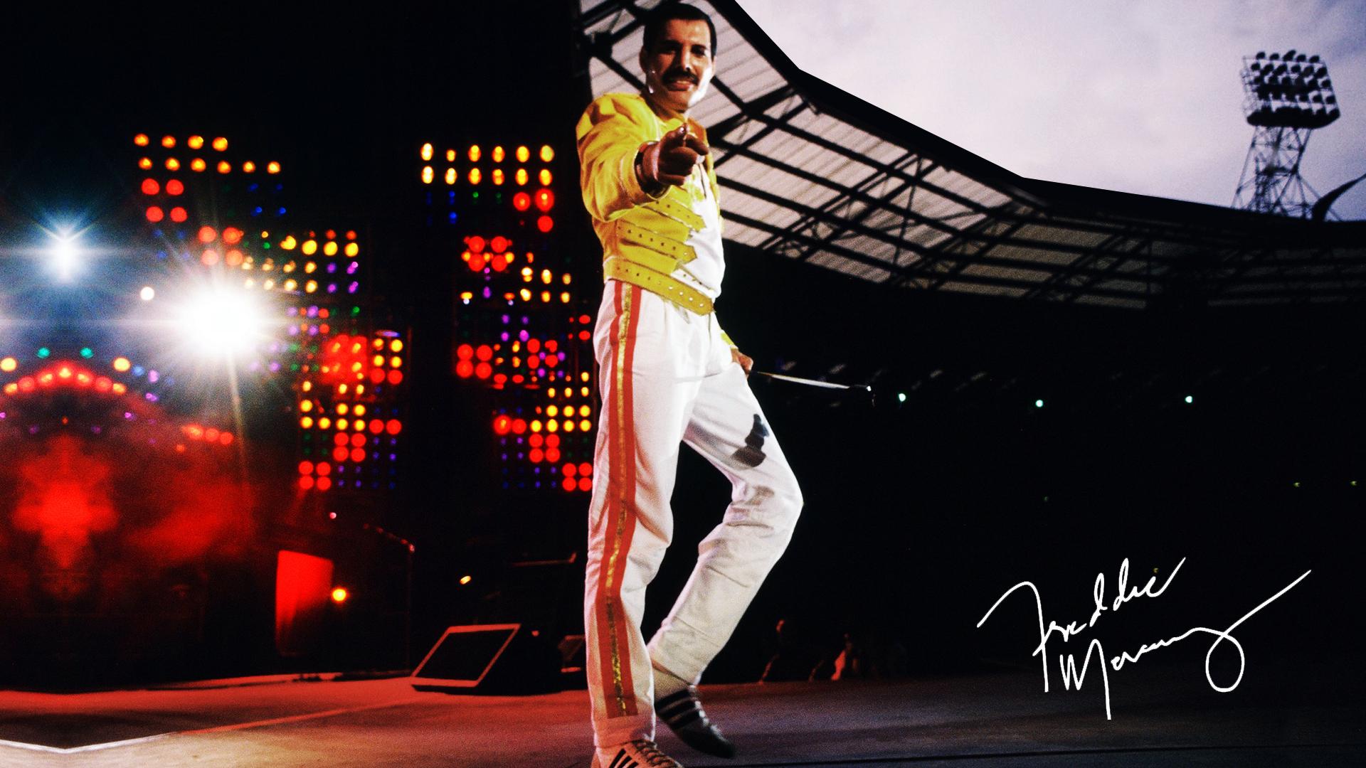 Nombran asteroide en honor a Freddie Mercury