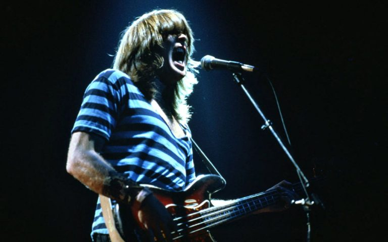Cliff Williams, We Salute You!