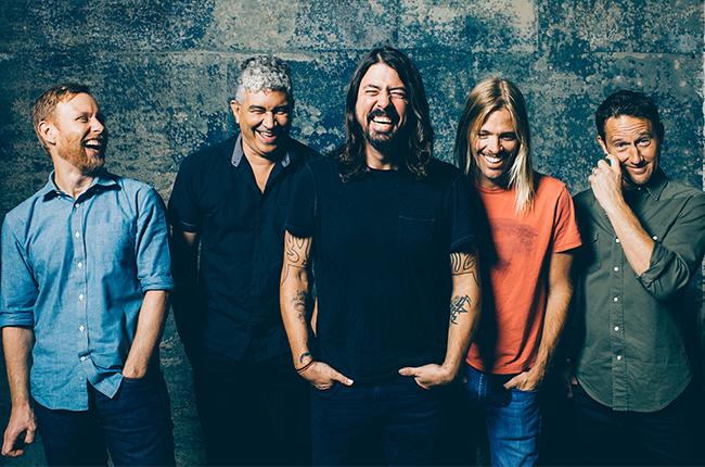 RockQuiz: ¿Qué tan bien conoces a los Foo Fighters?