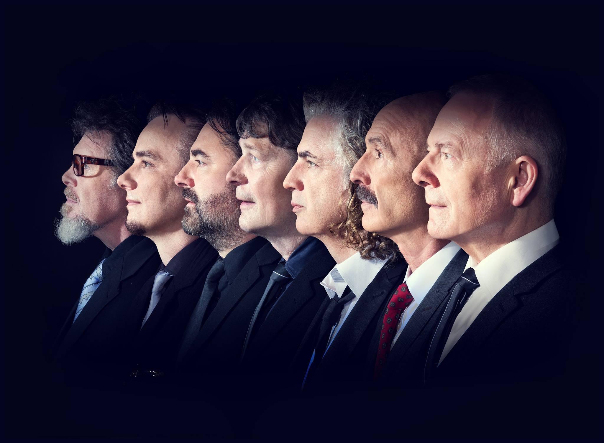 King Crimson de gira por Estados Unidos durante todo el 2017