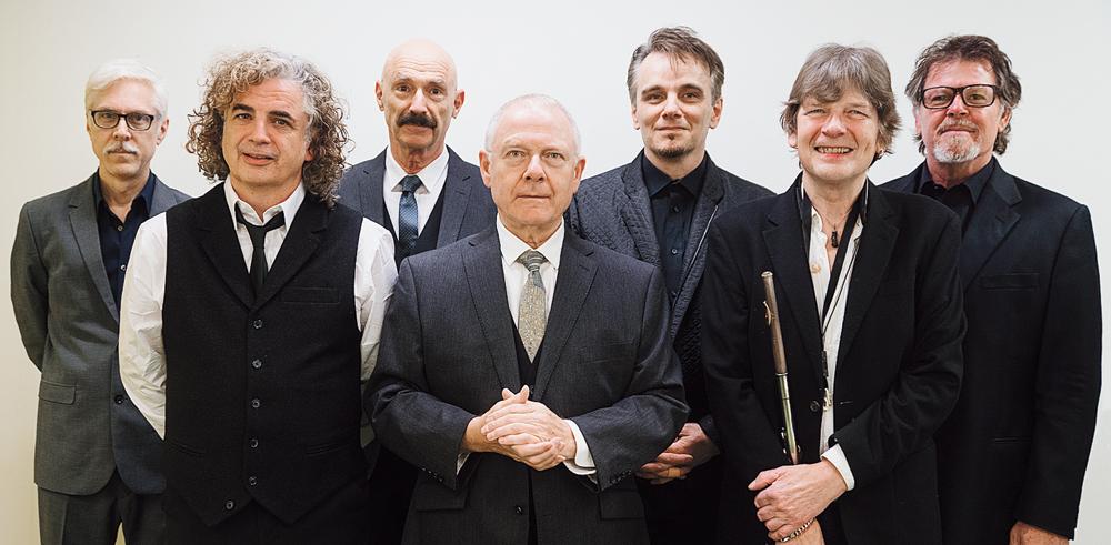 King Crimson en el Teatro Metropolitan
