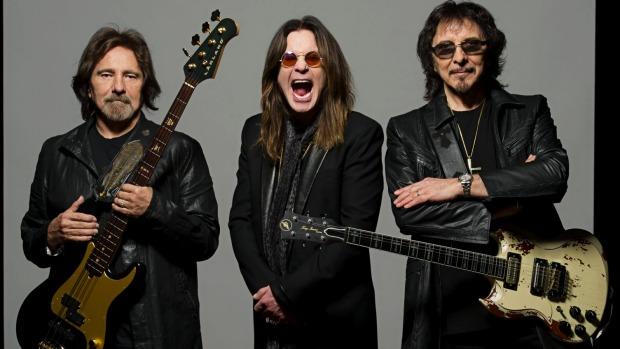Black Sabbath esta trabajando en un documental sobre su gira final