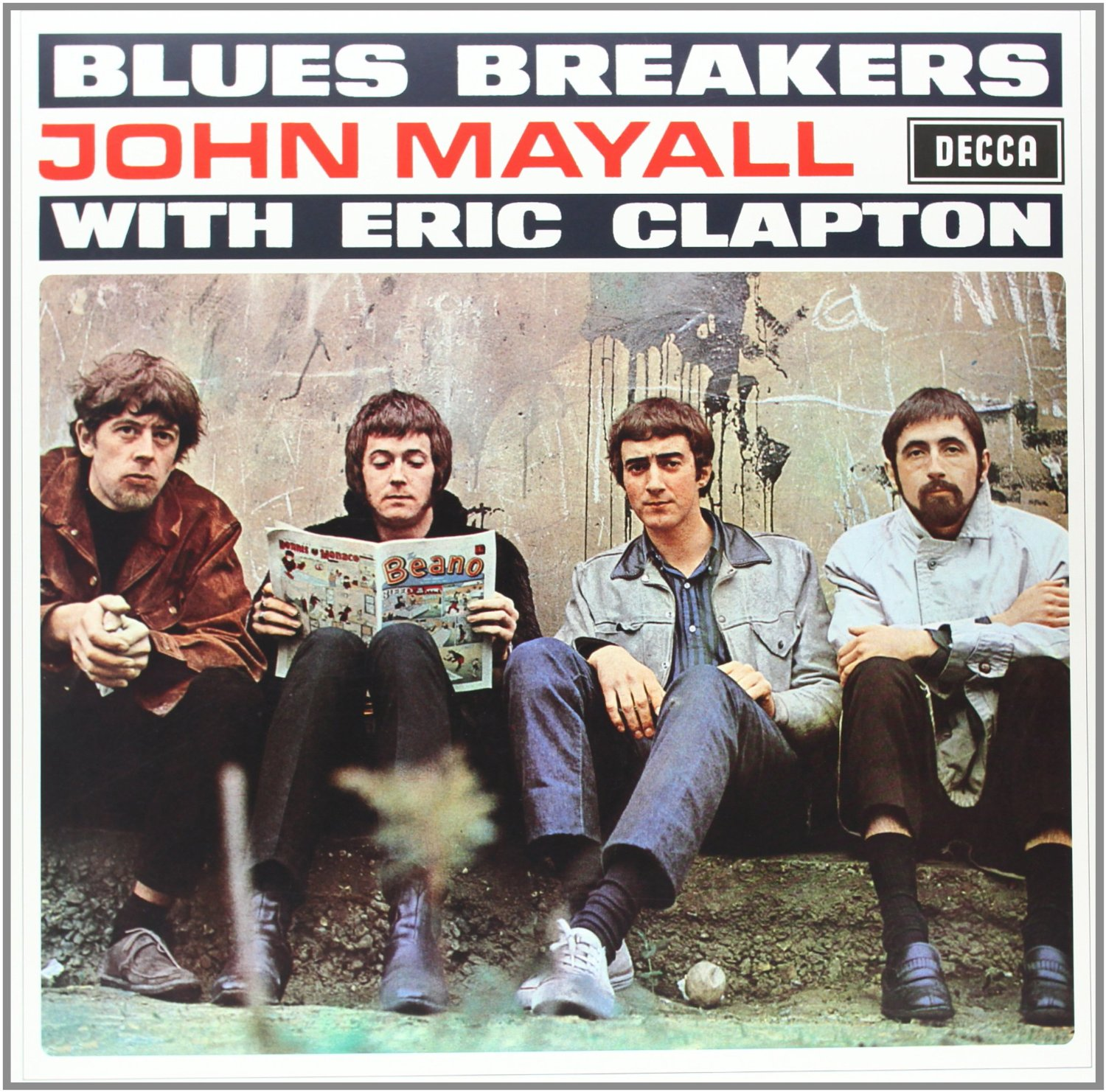 Disco Eterno: John Mayall & The Bluesbreakers – Blues Breakers with Eric Clapton