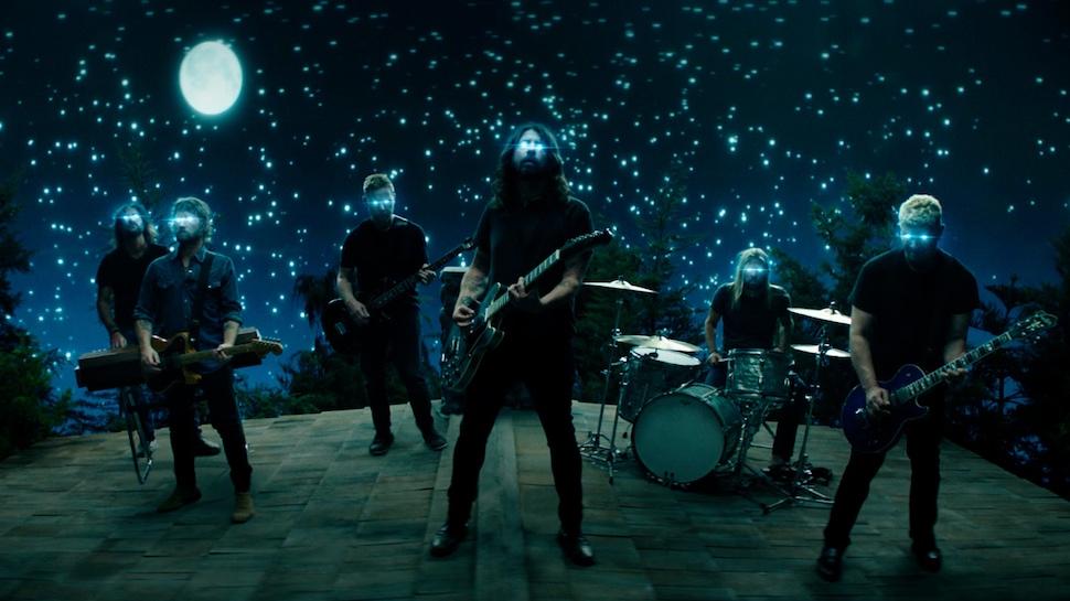 The Sky Is A Neighborhood nuevo vídeo de Foo Fighters