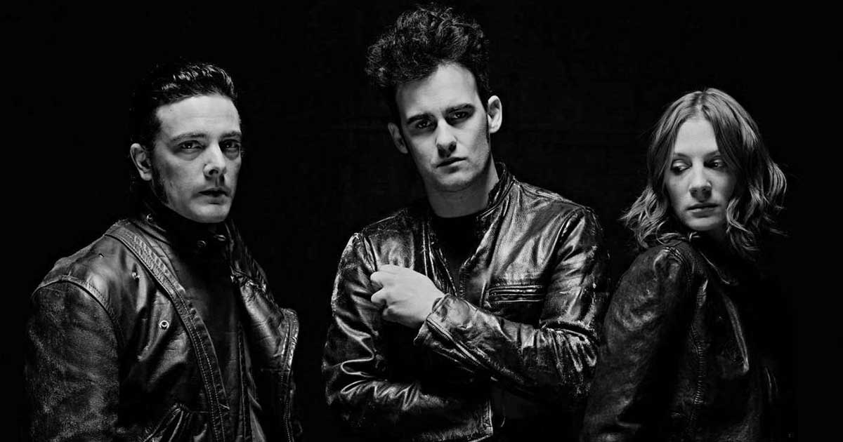 """King of Bones"" nuevo tema de Black Rebel Motorcycle Club"