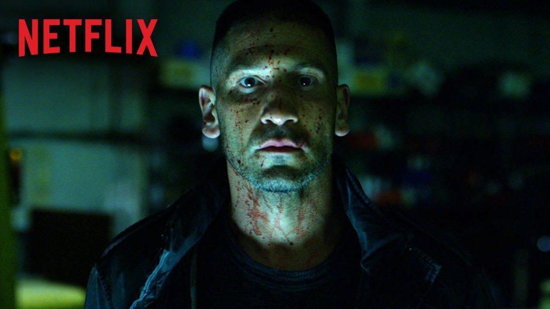 Llega el violento trailer de The Punisher