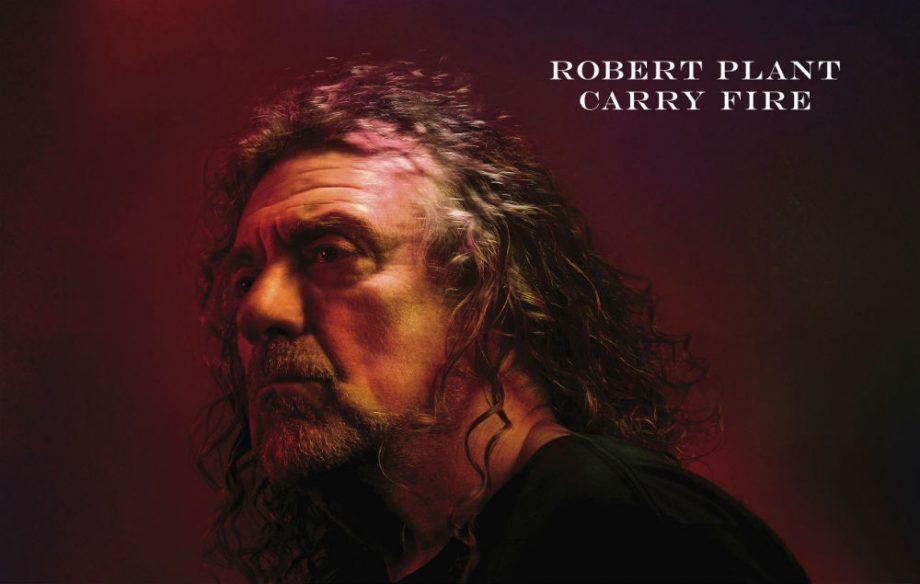 Carry Fire nuevo álbum de Robert Plant
