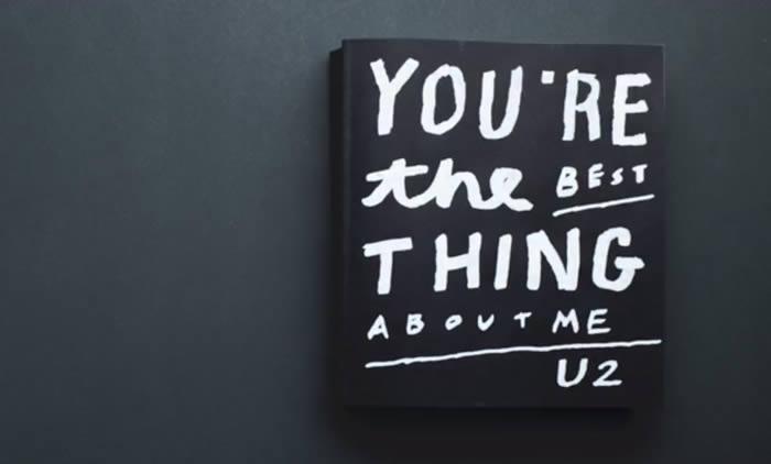 'You're The Best Thing About Me' nueva canción de U2