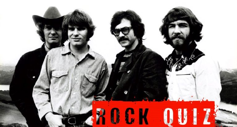 RockQuiz: ¿Qué tan fan eres de Creedence Clearwater Revival?