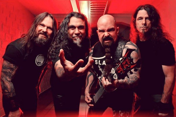 Slayer anuncia su gira de despedida
