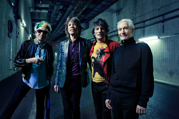 'No Filter' nueva gira de The Rolling Stones en Europa