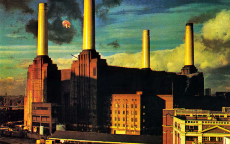Disco Eterno – Pink Floyd – Animals