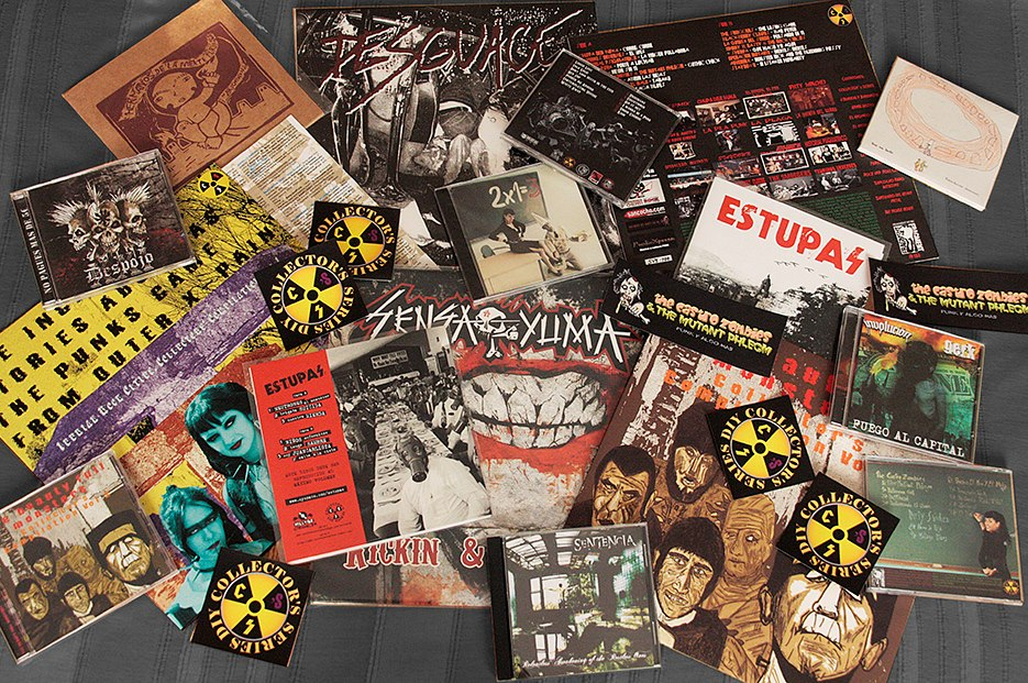Entrevista: Collector's Series. El poder del DIY