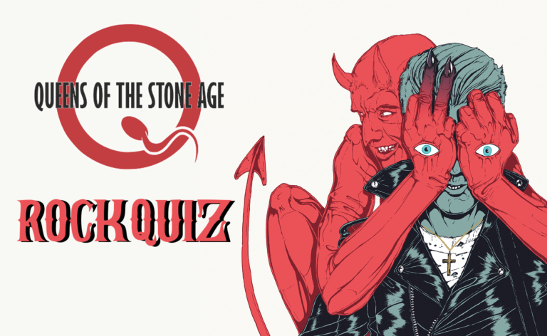 RockQuiz: Queens Of The Stone Age