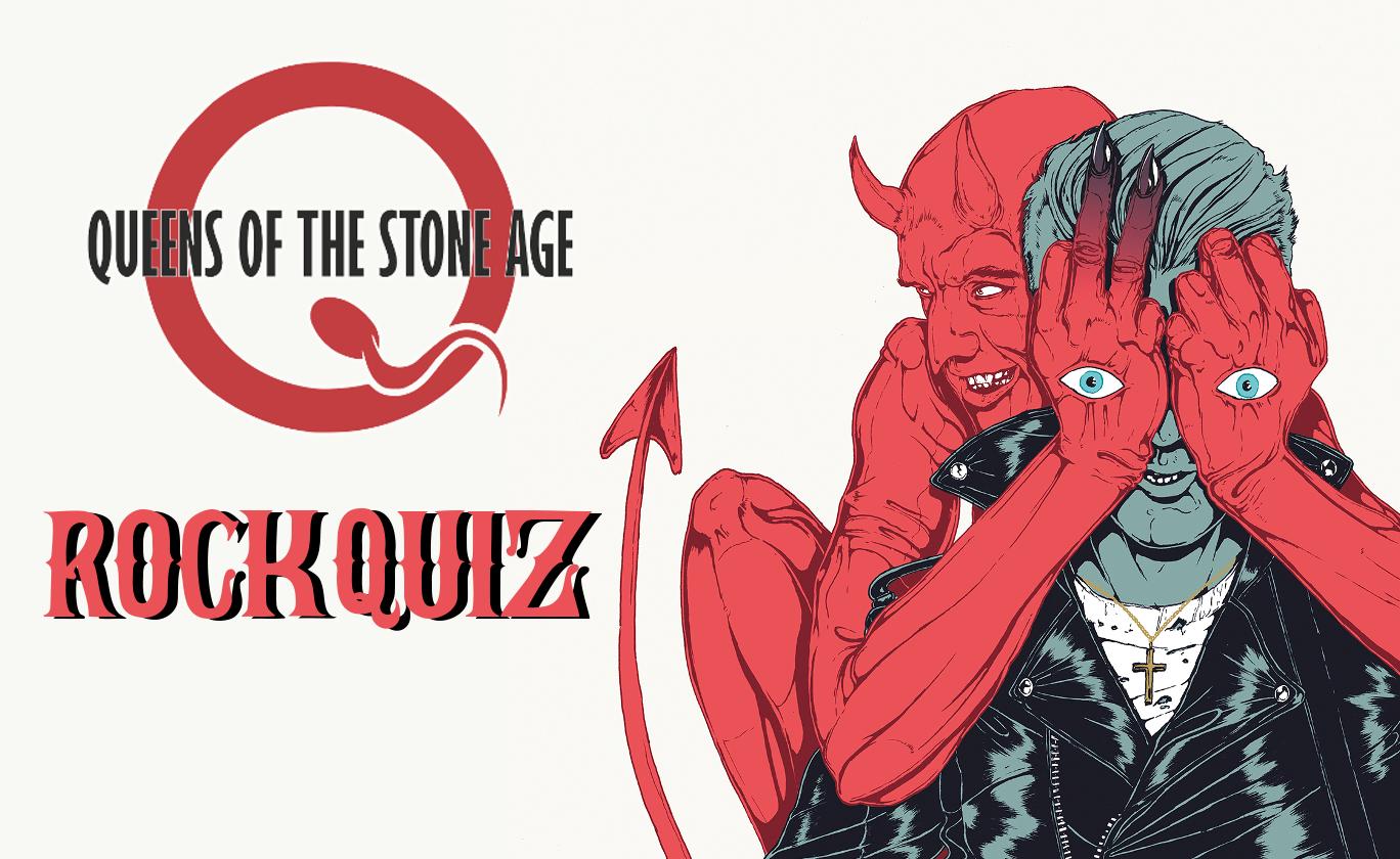 RockQuiz: Queens Of The Stone Age