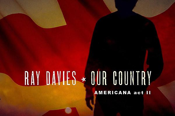 Ray Davies graba una nueva versión de 'Oklahoma U.S.A.'