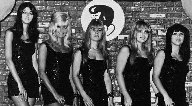 #GirlsWithGuitars: The Pleasure Seekers