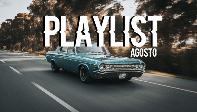 Playlist Agosto