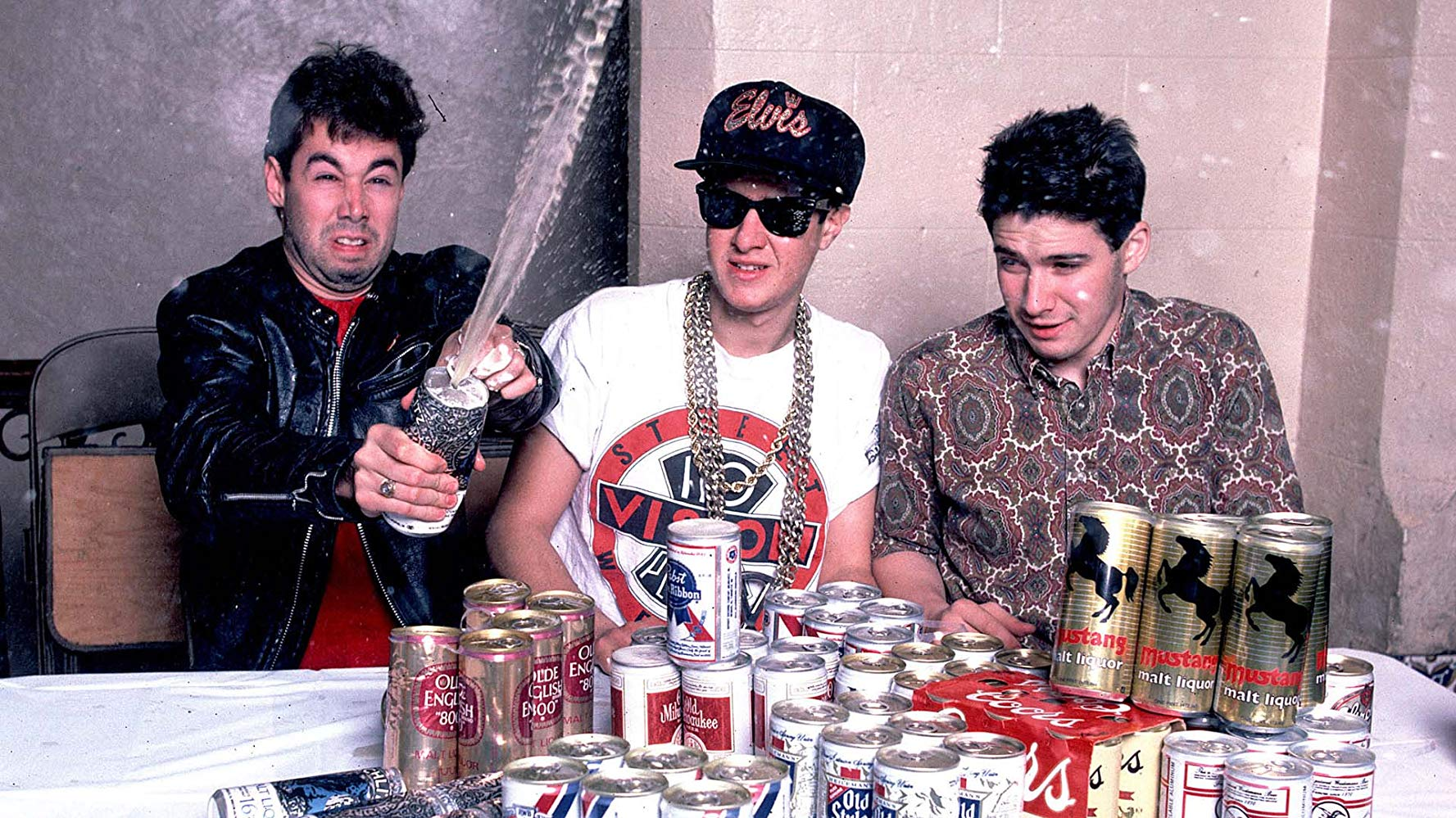 Tres Mc's y Un Dj: La Importancia De Los Beastie Boys