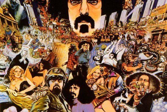 Se lanzará un boxset de '200 Motels' de Frank Zappa