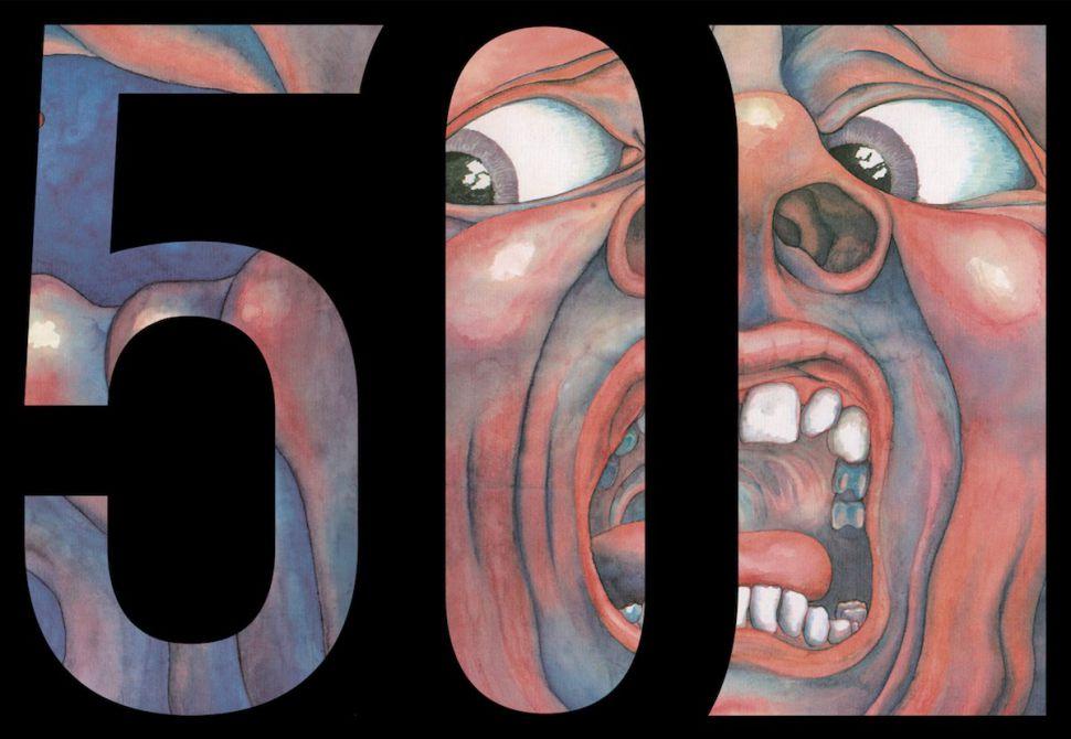 King Crimson anuncia gira y detalles para celebrar su 50 Aniversario